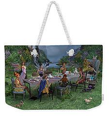 Particularities  Weekender Tote Bag by Betsy Knapp