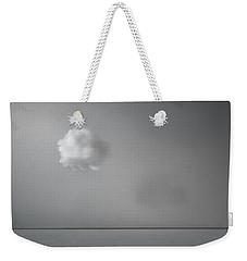 Partly Cloudy Weekender Tote Bag