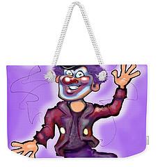 Party Clown Weekender Tote Bag