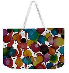 Party Time Weekender Tote Bag by Alika Kumar