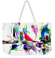 Party Time Weekender Tote Bag