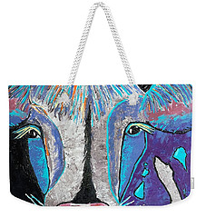 My Wild Side Weekender Tote Bag