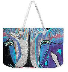 My Wild Side Weekender Tote Bag by Suzanne Theis