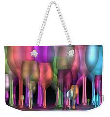 Partytime Weekender Tote Bag