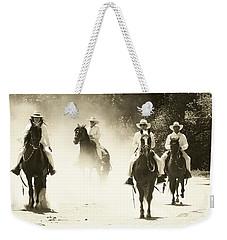 Paso Horse Riders Weekender Tote Bag
