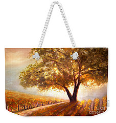 Paso Robles Golden Oak Weekender Tote Bag