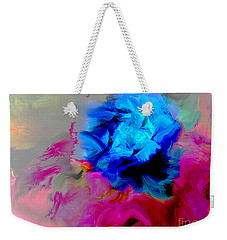 Weekender Tote Bag featuring the photograph Pasodoble by Alfonso Garcia