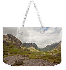 Pass Of Glencoe Weekender Tote Bag