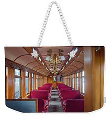 Passenger Travel Weekender Tote Bag