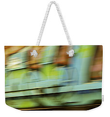 Passing Fancy - Train Graffiti 1 Weekender Tote Bag