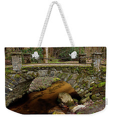 Weekender Tote Bag featuring the photograph Passing Over Many Years by Mike Eingle