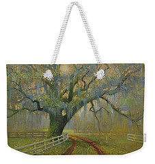 Passing Spring Shower Weekender Tote Bag by Blue Sky