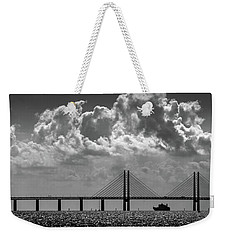 Passing Through Weekender Tote Bag