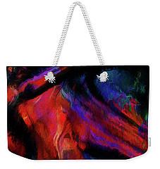 Passion 2b Weekender Tote Bag by Karo Evans