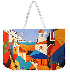 Passion For Life Weekender Tote Bag