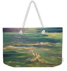 Passion Weekender Tote Bag by Heather Roddy