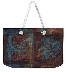 Passion Play - Six Of Hearts Weekender Tote Bag
