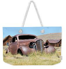 Past Classic Weekender Tote Bag