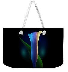 Pastel Calla Lily Weekender Tote Bag