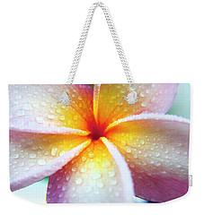 Pastel Droplets Weekender Tote Bag