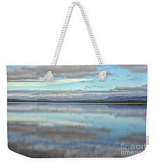 Pastel Landscape Weekender Tote Bag