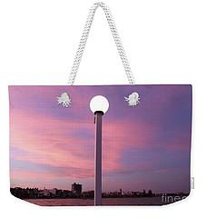Pastel Skylight Weekender Tote Bag