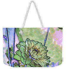 Pastelation Of Reality Weekender Tote Bag