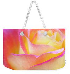 Pastels Weekender Tote Bag by David Millenheft