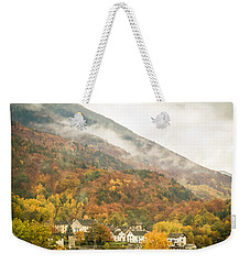 Pastoral Village Weekender Tote Bag