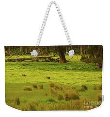 Pasture In Boranup Weekender Tote Bag