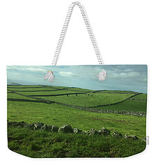 Pastures Of Terceira, The Azores, Portugal Weekender Tote Bag by Kelly Hazel