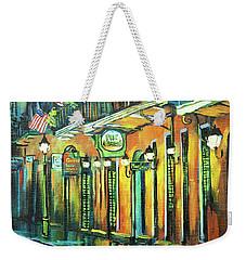 Pat O Briens Weekender Tote Bag