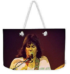 Pat Travers 1 Weekender Tote Bag