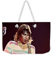 Pat Travers 4 Weekender Tote Bag