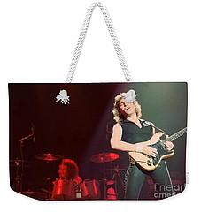 Pat Travers Band 2 Weekender Tote Bag