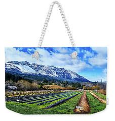Dreamlike Argentine Patagonia Weekender Tote Bag