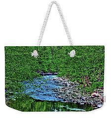 Patapsco River Weekender Tote Bag