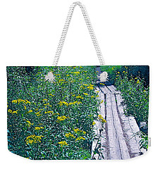 Path 4 Weekender Tote Bag