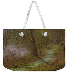 Path February 2017 Weekender Tote Bag by Leif Sohlman