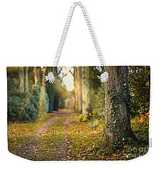 Path Into The Light Weekender Tote Bag