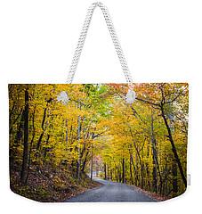 Path Of Many Colors Weekender Tote Bag