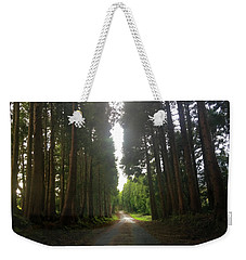 Path Through The Woods Weekender Tote Bag