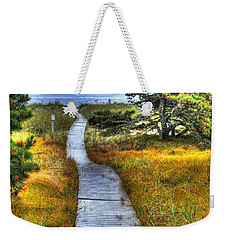 Path To Bliss Weekender Tote Bag