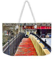 Path To Ellicott City Weekender Tote Bag