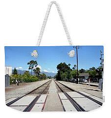 Path To Infinity Weekender Tote Bag