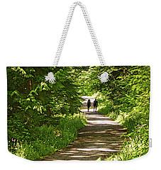 Path To Paradise Weekender Tote Bag