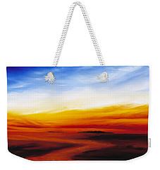 Path To Redemption Weekender Tote Bag by James Christopher Hill