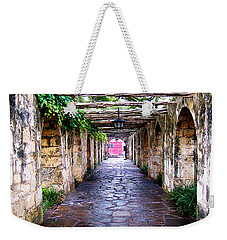 Path To The Alamo Weekender Tote Bag