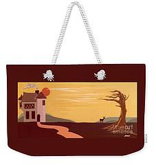 Cartoon Castle Weekender Tote Bag