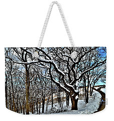 Path To The Lookout Weekender Tote Bag